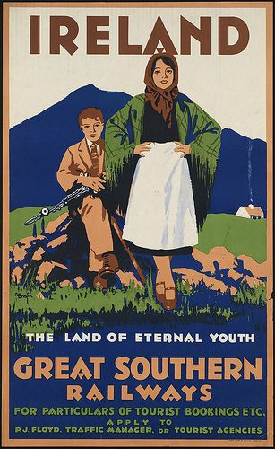 Ireland. The land of eternal youth by Boston Public Library, via Flickr