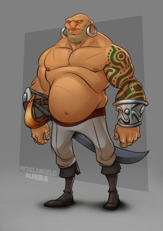 Pirate Warrior ?