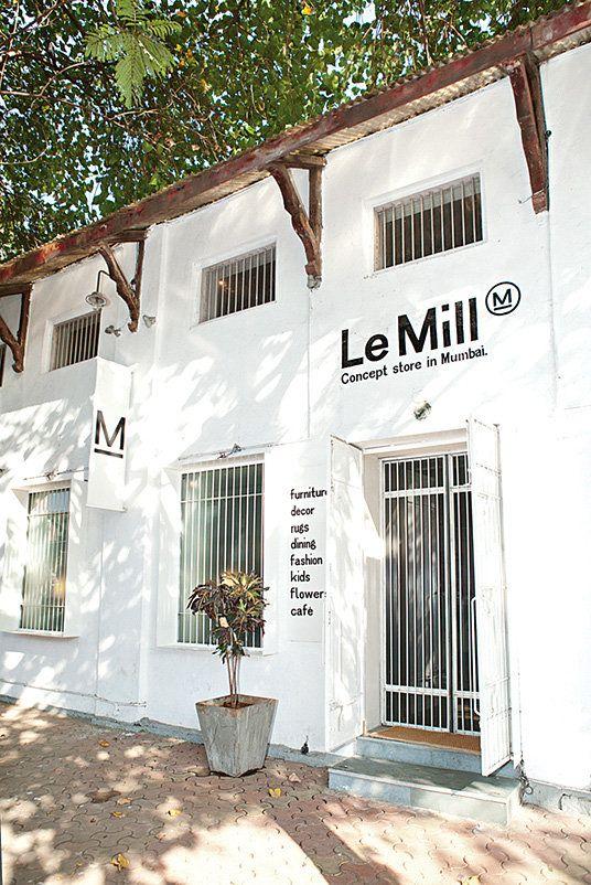 "interior shop | ""le mill"" | mumbai, india"