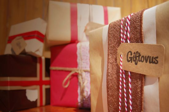 Giftovus-take the guess work out of giving.