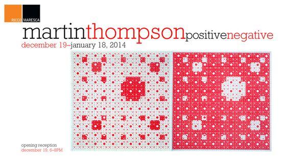 Martin Thompson: Pos