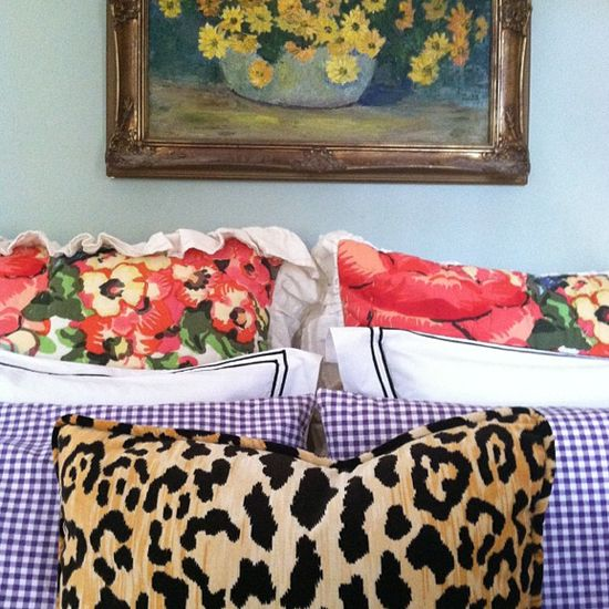 Whitney McGregor Designs : Bedroom Layering
