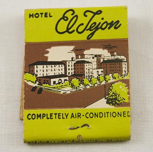 Vintage Matchbook covers