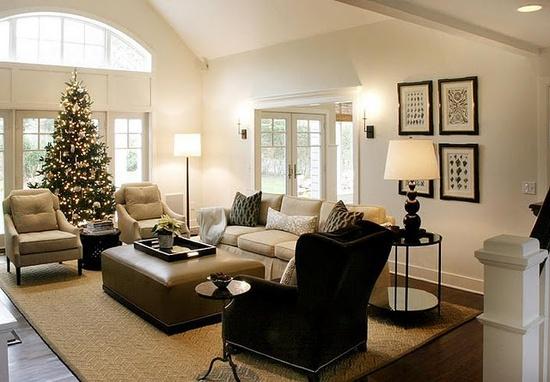 ... furniture / arrangement ...