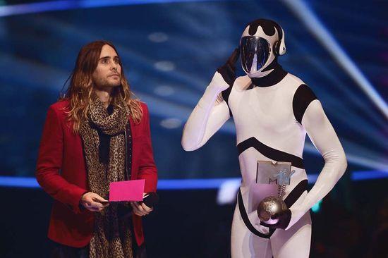 Jared made a friend
