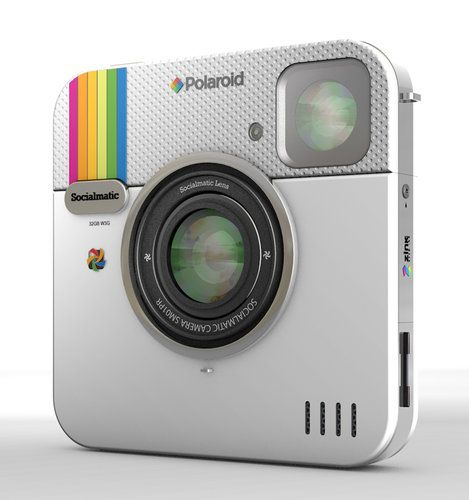 Not an Iphone, but this is too lovely not to talk about. No Joke: Polaroid Plans To Produce The Instagram Camera By 2014