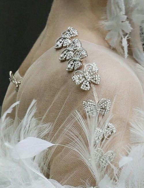 Chanel haute couture 2013.