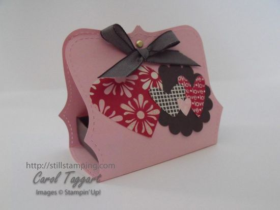 Stampin Up Projects