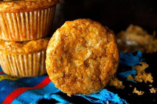 Mesquite Chipotle-Cheddar Potato Muffin Recipe