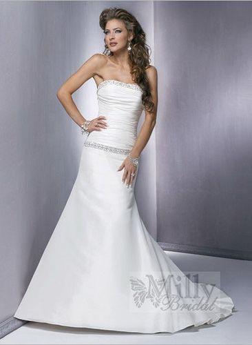 Sexy Wedding Dress Idea - California Weddings At: www.FresnoWedding...