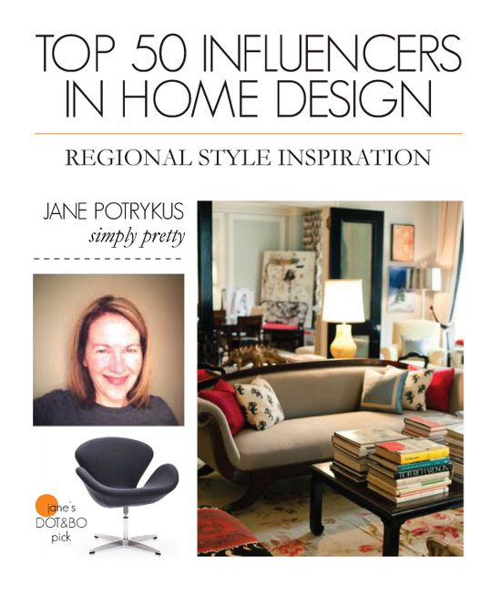 top 50 influencers in home design