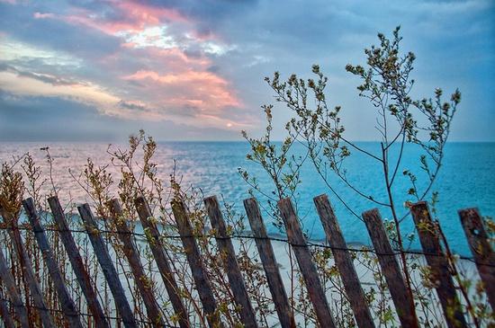 Lake Michigan, Illinois