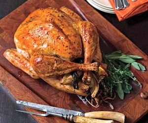 Favorite Roasted Turkey and Gravy