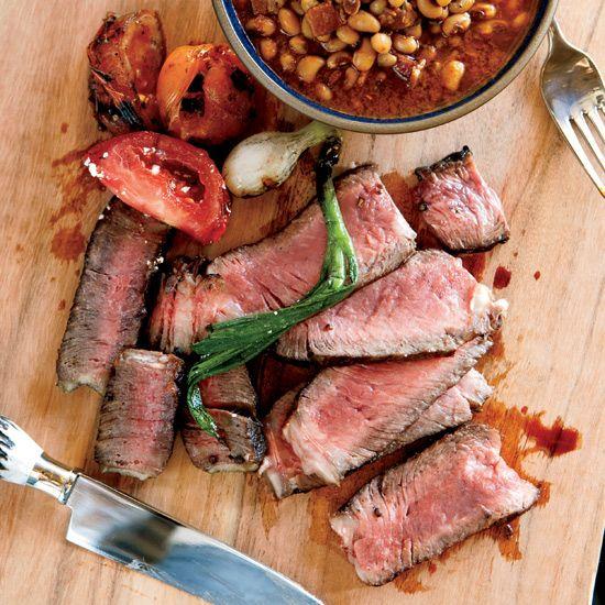 Grilled Texas Rib-Eye // More Grilling Tips: www.foodandwine.c... #foodandwine