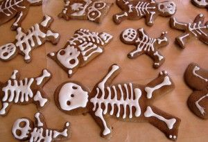Gingerbread cooking recipe
