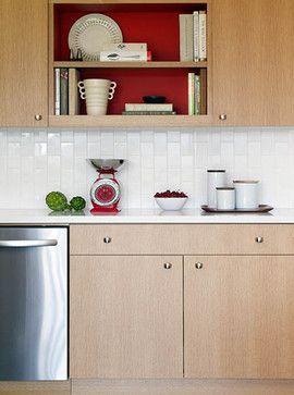 Birch Cabinet Design