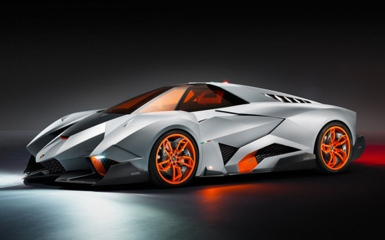 Lamborghini Reveals Egoista Concept at 50th Anniversary Gala - WOT on Motor Trend