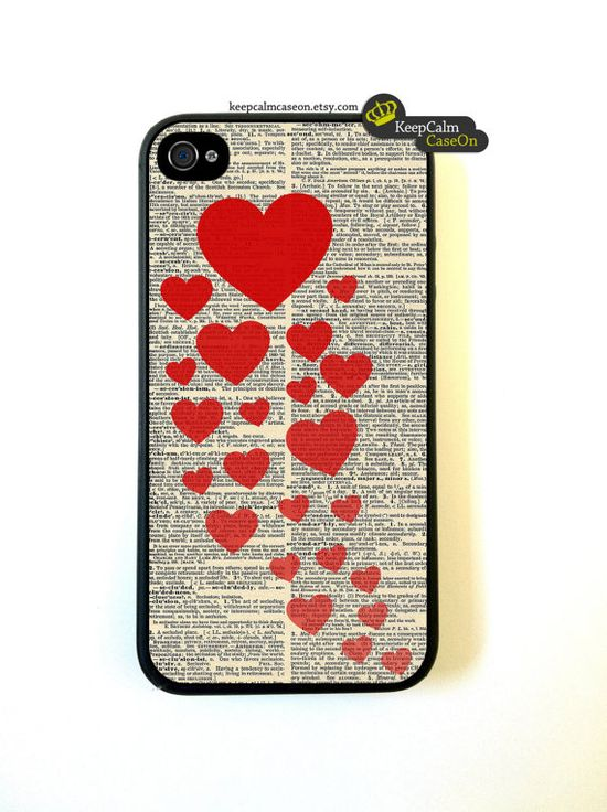 Iphone 4 Case - Dictionary Love iPhone 4S