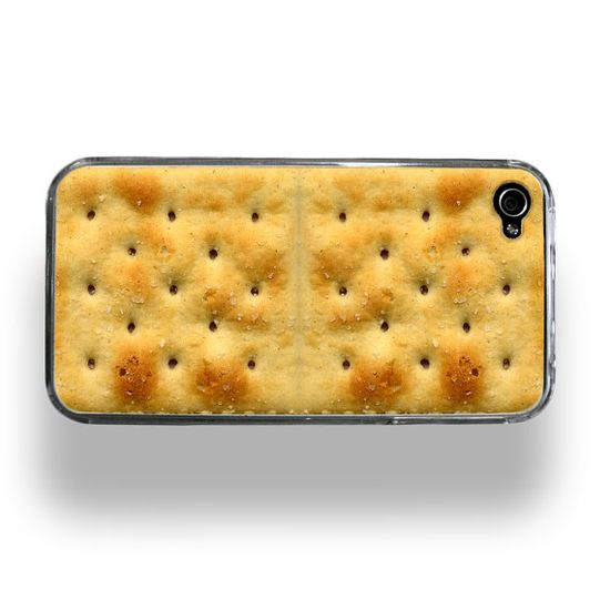 Saltine Cracker  Apple iPhone 4 or 4S
