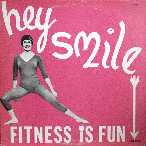 Fitness is fun #Workout Exercises #physical exertion #exercising #physical exercise #exercise