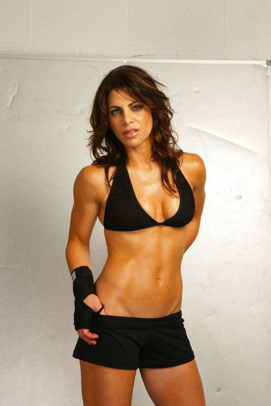 Fitness inspiration Jillian Michaels. Love her workouts!