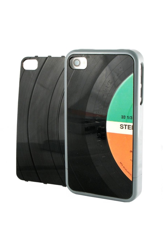 Record iPhono-case.