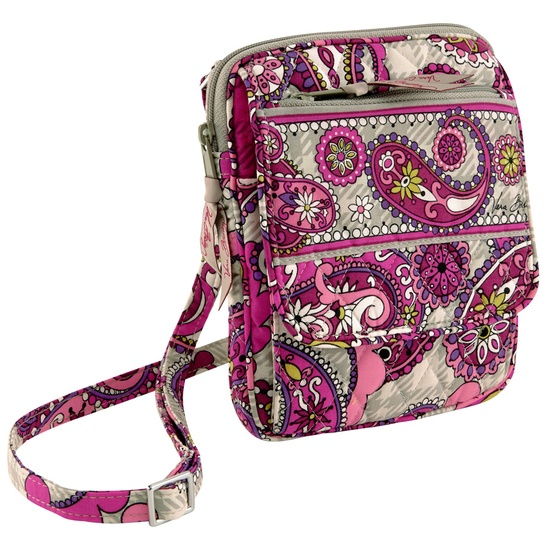 Mini Hipster (shown in paisley meets plaid) Cross-body bags are great for traveling, going out and everyday use!