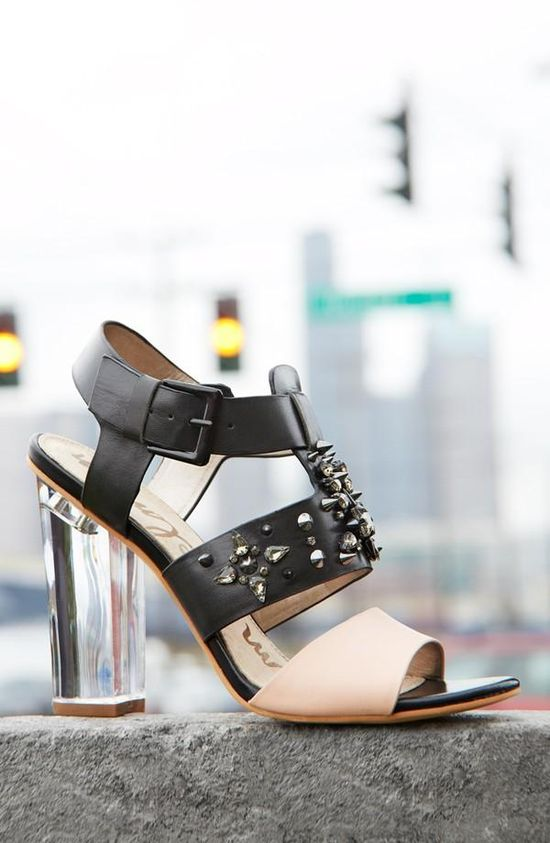 Sparkle & shine! Sandal on sale.