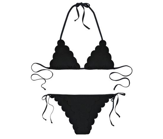 Perfect Black Bikini