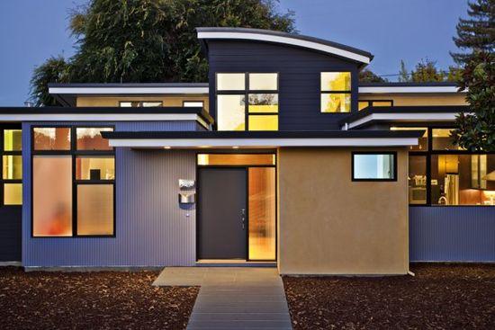 EICHLER HOMES: Palo Alto Eichler. 10/14/2012 via @Architizer (Official)