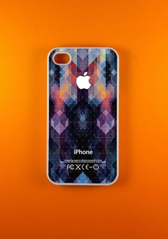 Iphone 4s Case, Geometric Iphone Case Iphone 4 Case