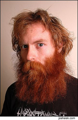 Color In Our Sky: Beard.