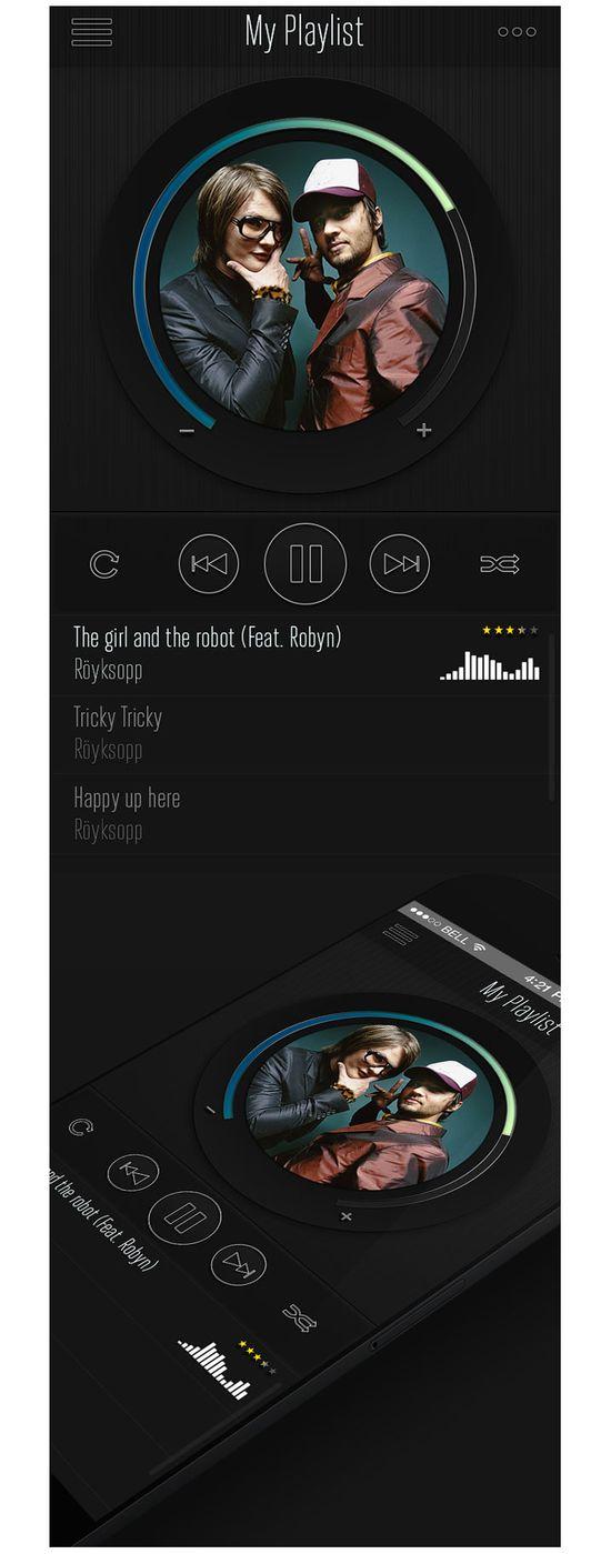 Daily Mobile UI Design Inspiration #143