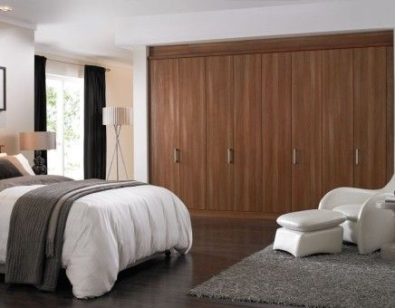 Bi fold cassia nocino bedroom design