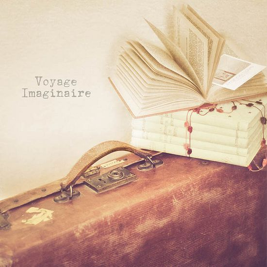 travel and books - two things I can't live without