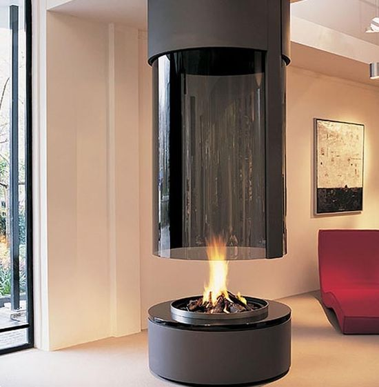 Fancy - Fireplaces - Modern Home Design - homedecore.me/... - #home_decor #home_ideas #design #decor #living_room #bedroom #kitchen #home_interior #bathroom