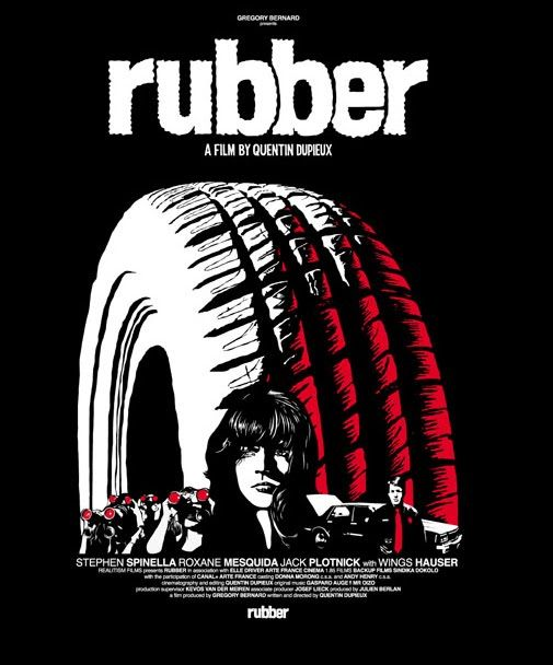 Rubber - movie poster