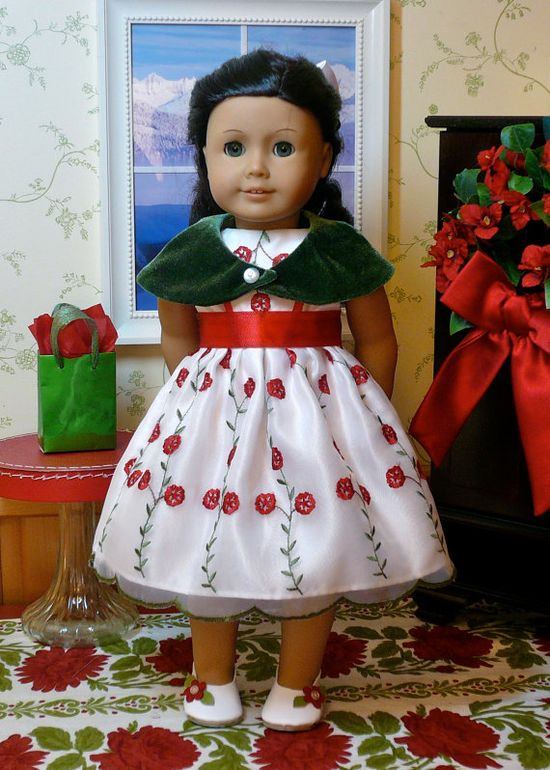 American Girl 18 inch doll clothes by Calyxadollcreations on Etsy