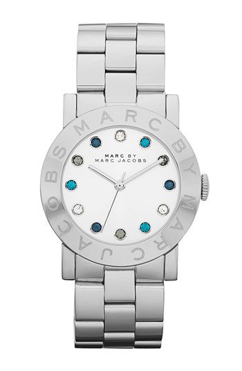MARC BY MARC JACOBS 'Dexter Amy' Round Bracelet Watch available at #Nordstrom