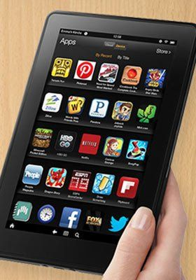 $30 off Kindle Fire or Kindle Fire HD