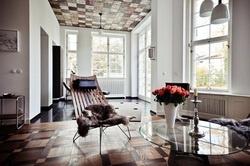 such a fun sitting room!