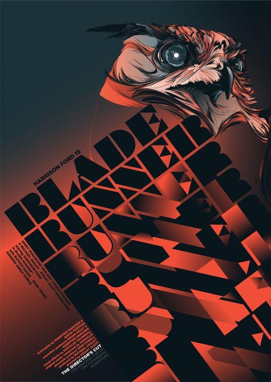 Espectacular reinvenciones de los posters de 'Alien', 'Iron Man', 'Robocop' y otros más