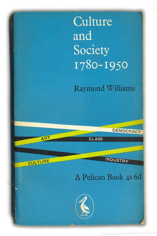 Culture and Society, Pelican Book 1964