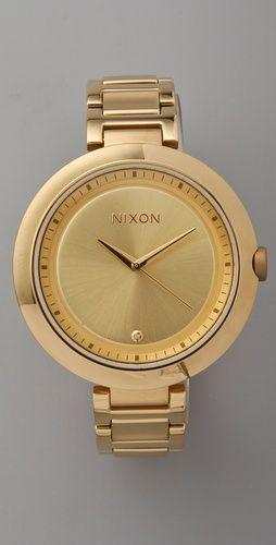 all gold nixon.