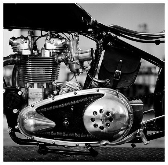 Photographer Profile: DustinBeatty - Pipeburn - Purveyors of Classic Motorcycles, Cafe Racers & Custom motorbikes