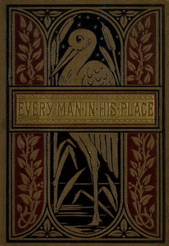 Every Man in His Place. (book cover)
