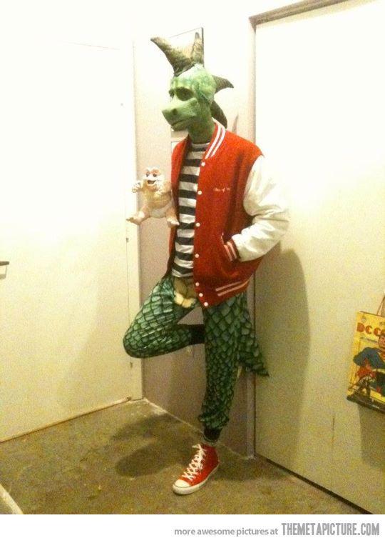 Dinosaurs costume!!