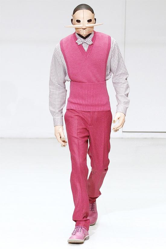 Walter van Beirendonck - Men Fashion Fall Winter 2012-13