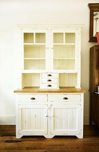 Hoosier Cabinet #home #decor