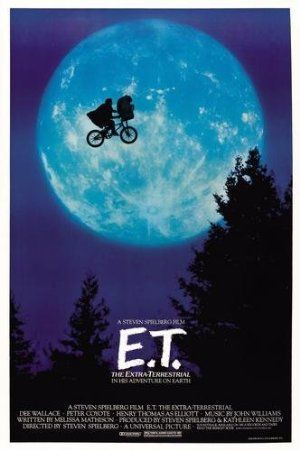 Et The Extra Terrestrial Movie Poster 24x36